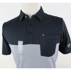 Travis Mathew CADDY DADDY Small Golf Polo Shirt